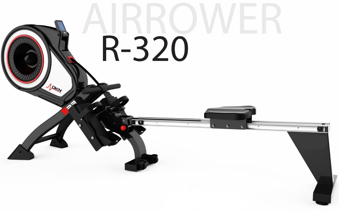 DKN R-320 evezőpad