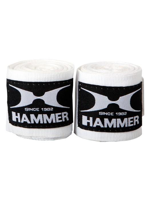 Hammer Elastic 2,5 m fehér boxbandázs - Gorillasport.hu