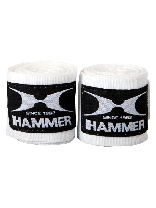 Hammer Elastic 4,5 m fehér boxbandázs - Gorillasport.hu