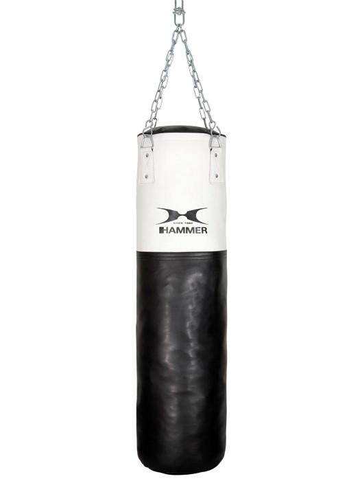 Hammer Artificial Leather White Kick 100 boxzsák