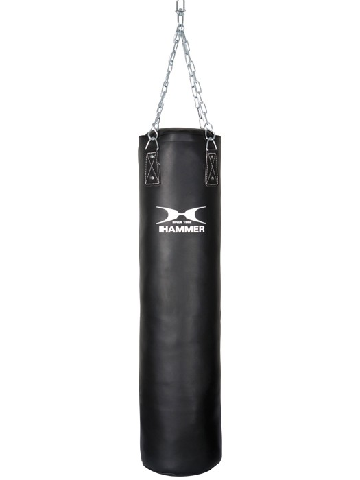 Hammer Artificial Leather Black Kick 100 boxzsák