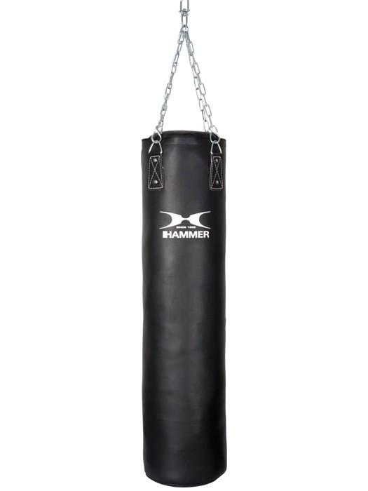 Hammer Artificial Leather Black Kick 120 boxzsák