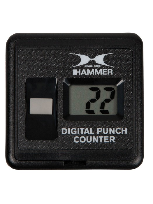 Hammer Digital Punch Counter ütésszámláló